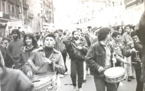 Joves de manifestació