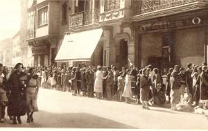 Madrid Huelga General octubre de 1934