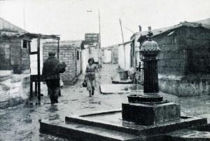 1937  Barrio de Pekin  Barcelona
