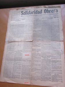 Solidaridad Obrera diari