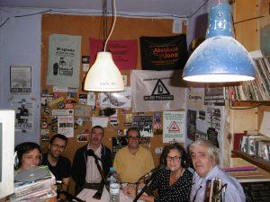 Radio Contrabanda avui 16 'octubre 2016 Noche de Vino tinto de Jose Maria Nunes.