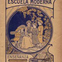 Ferrer i Guardia  La Escuela Moderna  Boletín de l'escola  núm. 1