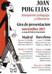 Pedagogía, CENU, Revolució espanyola  Valeria Giacomoni