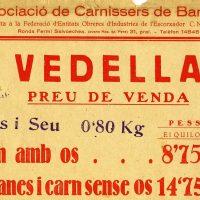 Alimentació, anarquisme, CNT revolució espanyola