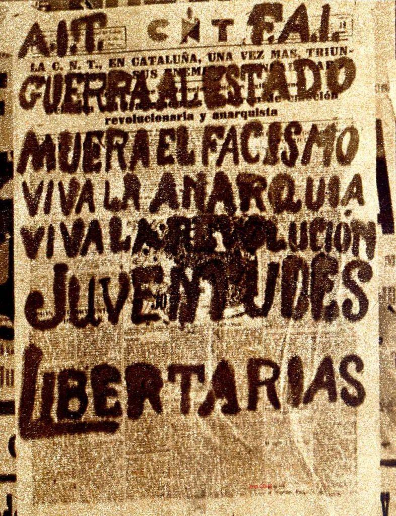 anarquismes, eleccions a Corts, Madrid