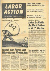 Activisates New York,  premsa